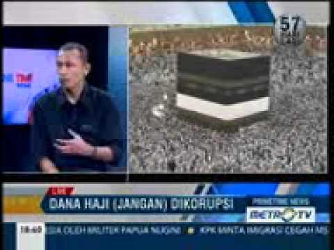 Dana Haji kok dikorupsi..... kumpulan berita terbaru negara indonesia, berita politik, berita banjir, berita gunung meletus, berita artis indonesia terbaru, berita kecelakaan, berita nusantara terbaru terupdate. http://www.youtube.com/channel/U