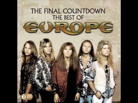 The final countdown-Europe