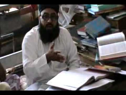 Mnazra sma'a slat-o-slam ind qabar ul Nabi(s a a w) by Maulana Muhammad Nwaz Sahib (Faisalabadi)p 9