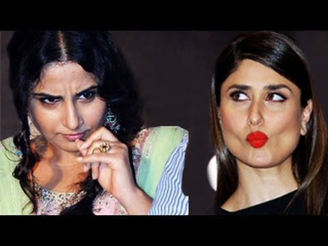 Kareena Kapoor INSULTS Vidya Balan -- WATCH NOW!