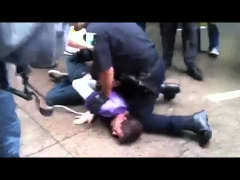 (original) Occupy Wall Street montage to the song