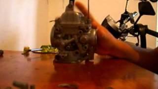 Carburador Honda Twister 250 (2) Tonillo Piloto / Air Fuel
