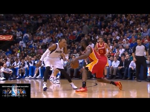 James Harden Offense Highlights 2013/2014