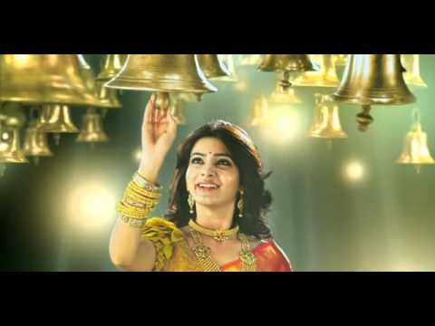 South India Shopping Mall Ad - Samantha - By 3 Angles Studio - Directed By Krish