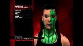 WWE 2K14 Jeff Hardy ( GaMeVolt)