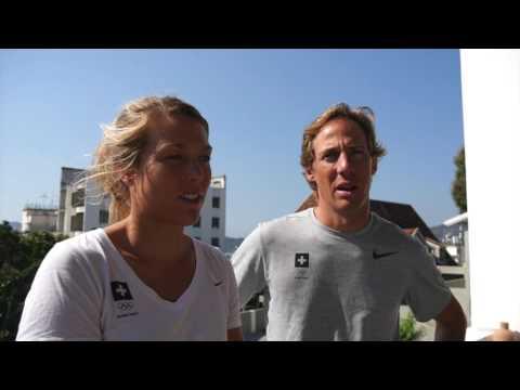 Rio 2016 - Nathalie Brugger / Matias Bühler