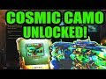 COSMIC CAMO UNLOCKED IN BO3 BO3 NEW COSMIC CAMO GAMEPLAY