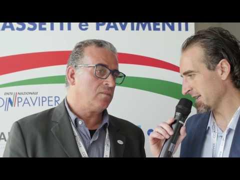 Antonino Badalucco al primo Forum Nazionale Massetti e Pavimenti