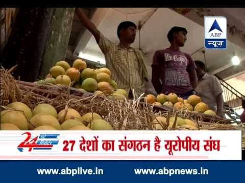 European Union bans Indian Alphonso mangoes