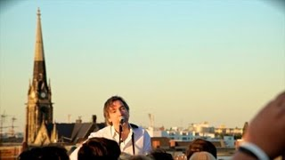 Olli Schulz @ Greenville rooftop concert /// Berlin Sessions(special)
