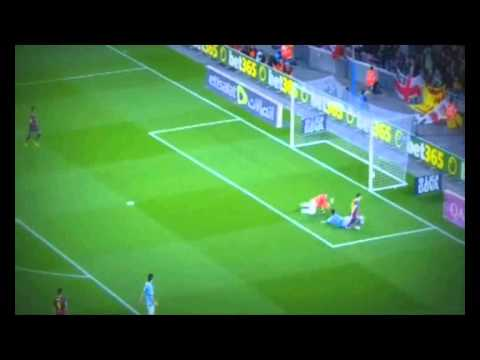 Barcelona vs Celta Vigo 3-0 All Goals 26-3-2014
