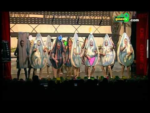 Los Reyes. Carnaval de Gines 2014 (Gran Final)