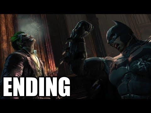 Batman: Arkham Origins - Ending and After Credit Scene