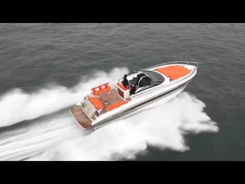 Aguz 39 Open navegando forte