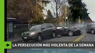 Policía acribilla a balazos a un ladrón de coches