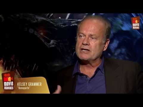 Expendables 3 & 4 | exclusive Kelsey Grammer statement (2014)