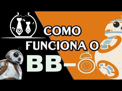 COMO FUNCIONA O BB8? O que faz o BB8