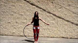 Groove Hoop Dancing