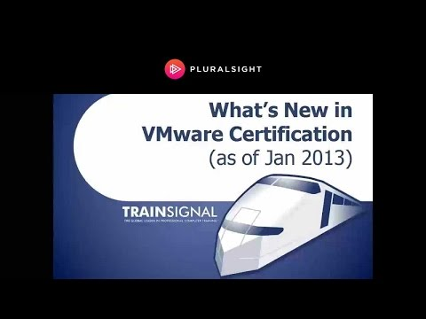 How to keep up with VMware's certifications in 2013
