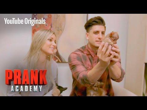 MULTIPLYING PUPPY PRANK!!! | Prank Academy | Episode 12
