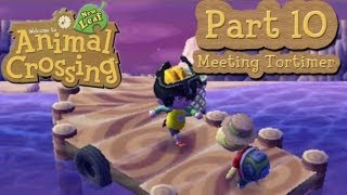 Animal Crossing: New Leaf Part 10: Meeting Tortimer For