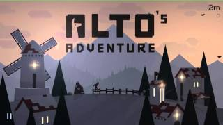 Alto's Adventure - Level 7 - 100% Walkthrough