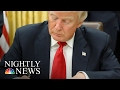 What Will President Donald Trump's First 100 Days Look Like?   NBC Nightly News