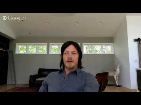 Gold Derby Emmy Google+ Hangout: Norman Reedus ('The Walking Dead')