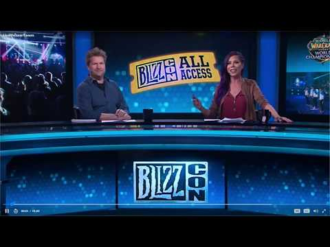 Hearthstone Tavern Blizzcon 2017