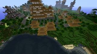 All Comments On Minecraft Japanese Village Youtube