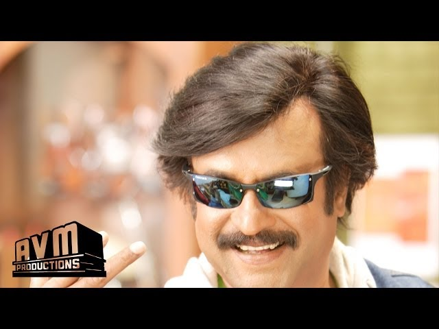 Rajini Punch Dialogue in Sivaji - 11: Saagara Naal Therindiruchu Naa...