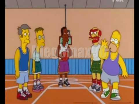 Carlos el negro que sabe jugar basketball