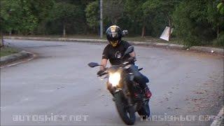 2014 Kawasaki Z250 SL Review
