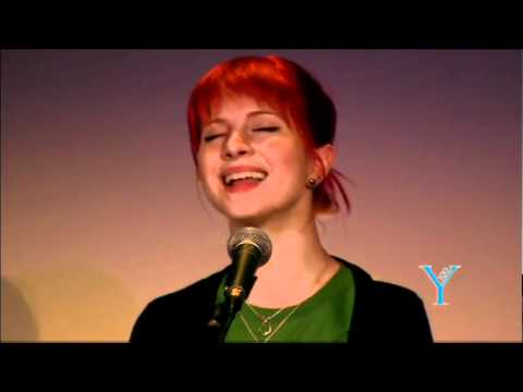[NEW] Hayley Williams's Best Live Performances., *** No copyright infringement intended. I do not own any of the videos. This video is used for Entertainments purposes only.***