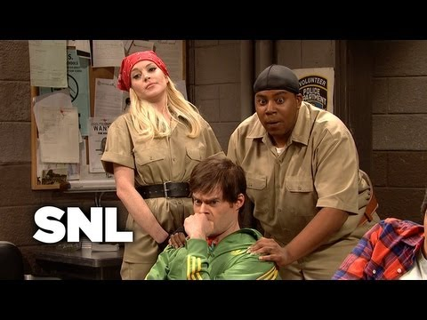 Scared Straight: Lorenzo and Lindsay Lohan - Saturday Night Live