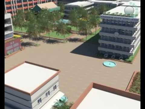 Virtual Tour - Garden CIty College Bangalore