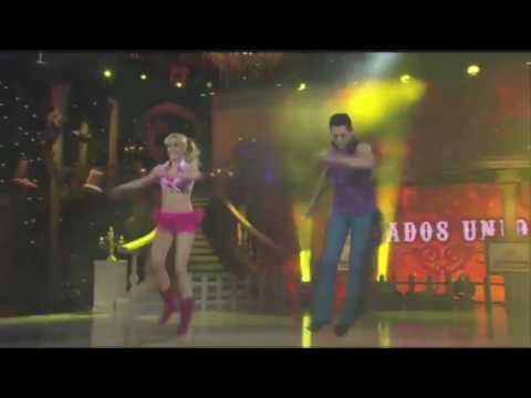 EEUU - Quebradita - Segundo Campeonato Mundial de Baile (HD) 11/07/10
