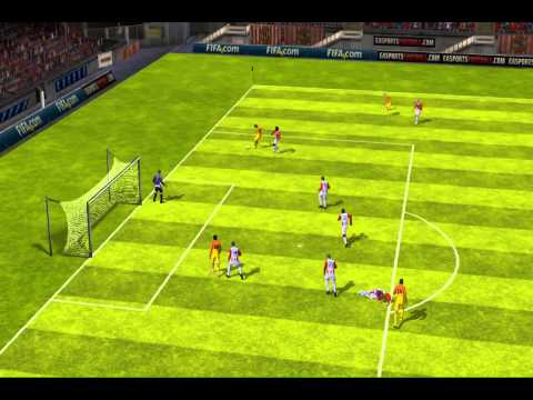 FIFA 13 iPhone/iPad - Tromsø IL vs. FC Barcelona