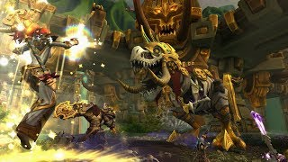 World of Warcraft - Battle for Azeroth Megjelenési Dátum Trailer