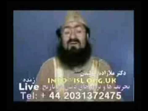 دکتر ملازاده: هدف از حرم سازی و لواط کاران حرم امام رضا1