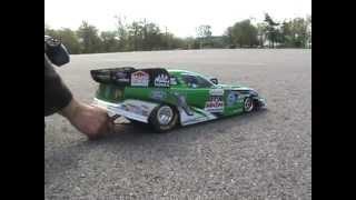Traxxas John Force Funny Car Launch 18t pinion gear