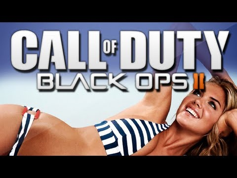 Black Ops 2 - Meeting a Girl and Creepy Dude on Xbox Live! (Funny Moments)