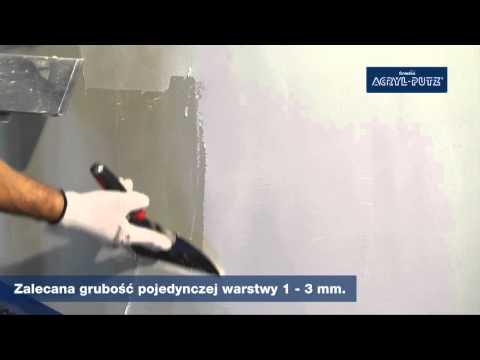 Acryl-Putz FS 20 Finisz - film instruktażowy