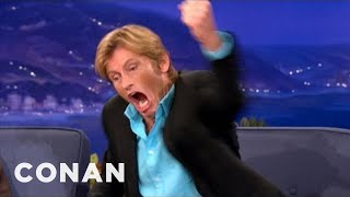 Denis Leary Apologizes To Kardashians For Mid-Air Freakout - CONAN on TBS