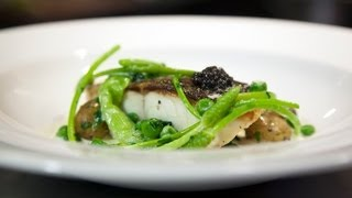 Making It: Sea Bass & Champagne Sauce
