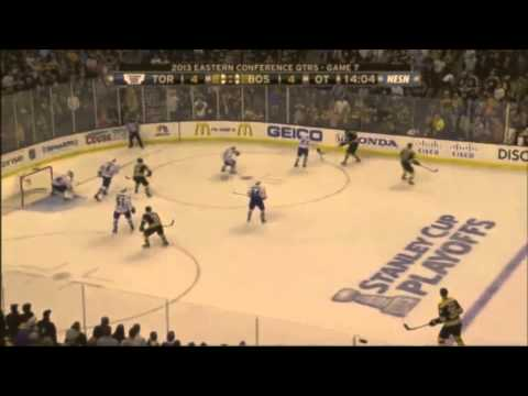 History Will Be Made (Boston Bruins-Toronto Maple Leafs)