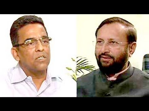 From next week, ministers to be more accessible - Prakash Javadekar to NDTV