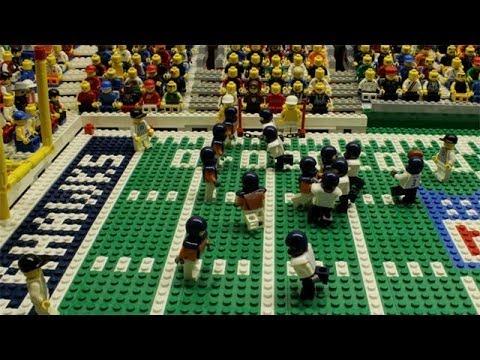 "Super Bowl 2014: Seattle Seahawks destroy Denver Broncos -€"" brick-by-brick"