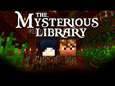 Minecraft: The Mysterious Library E2 - Förvirrad - w/ Linus