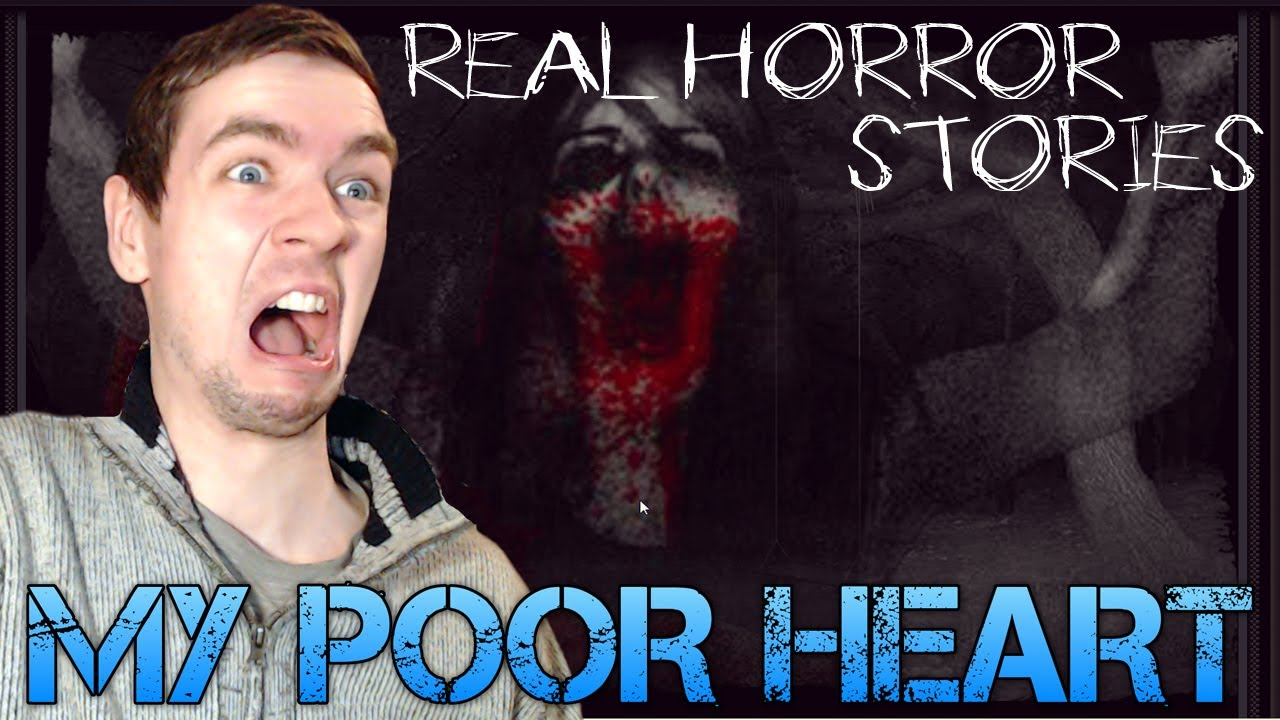 Real horror stories my poor heart browser based horror game